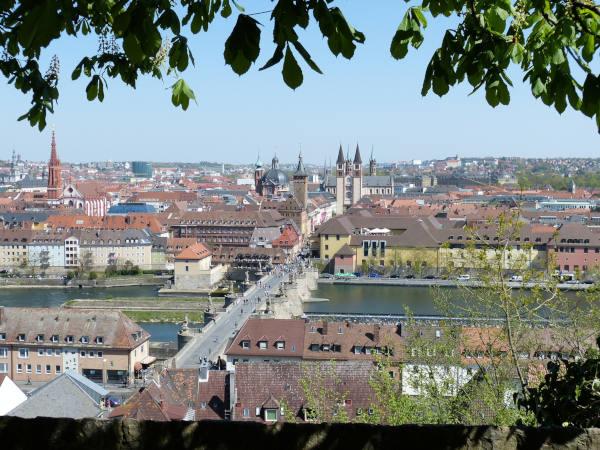 Bild der Stadt Würzburg