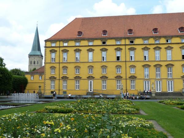 Schloss der Stadt Osnabrück