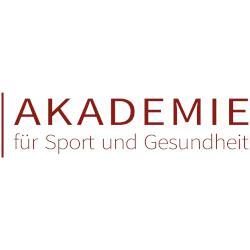 Schriftlogo der Akademie für Sport und Gesundheit